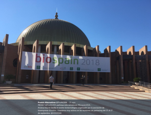 PROALT attended the 9th International Biotechnology Meeting, BIOSPAIN 2018